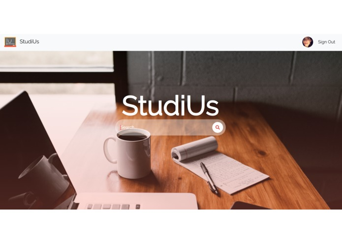 StudiUs – screenshot 1