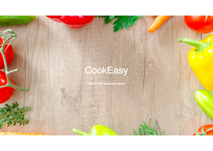 CookEasy – screenshot 1