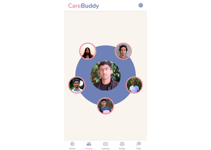 CareBuddy – screenshot 2