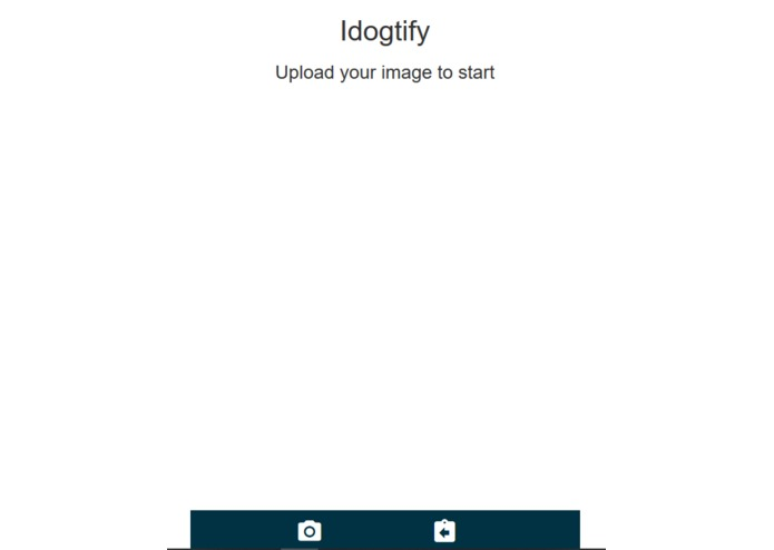 Idogtify – screenshot 2