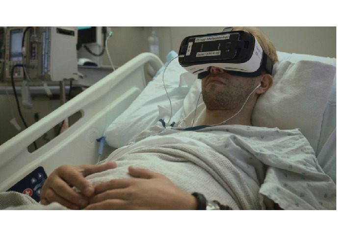 VR to Treat Paraplegia – screenshot 1