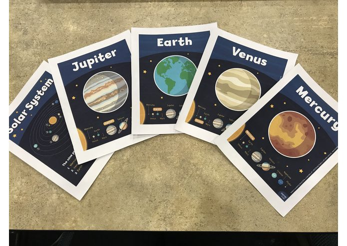 Blast Off Into Learning!: AR Planets Experience – screenshot 3