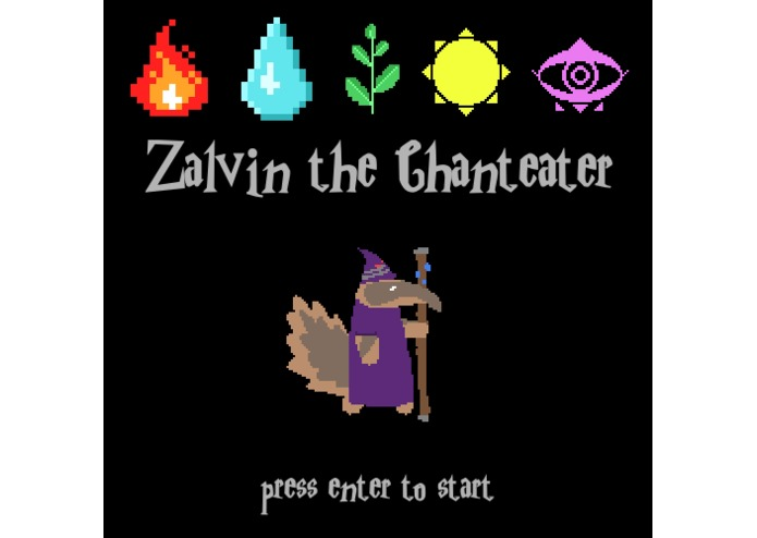 Zalvin the Chanteater – screenshot 1