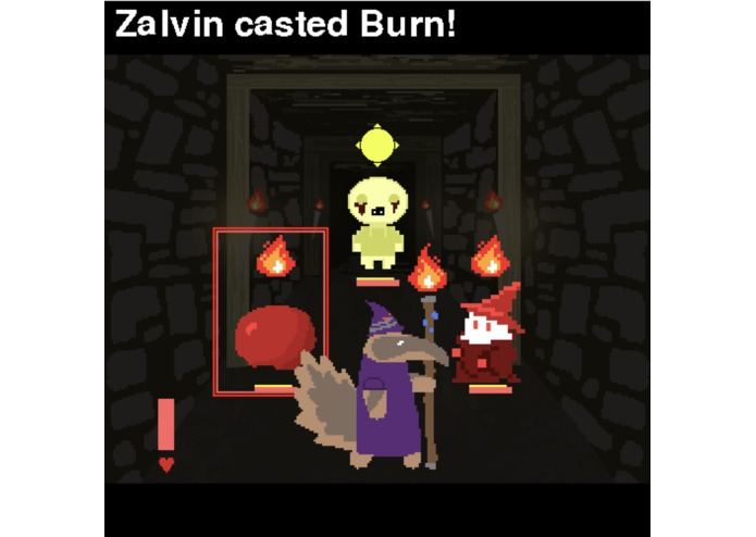 Zalvin the Chanteater – screenshot 4
