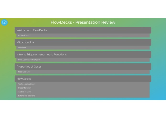 FlowDecks – screenshot 4