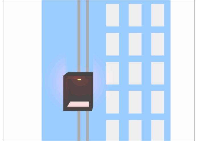 Predictable Elevator Container – screenshot 1