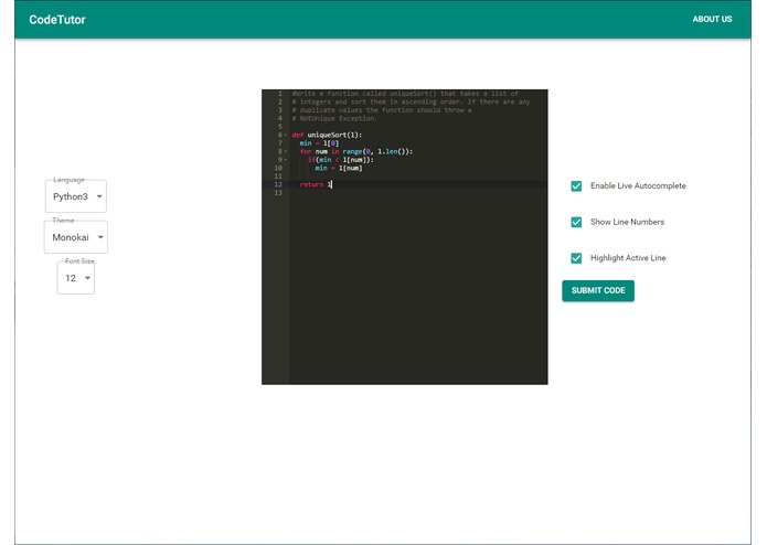 Code Tutor – screenshot 6