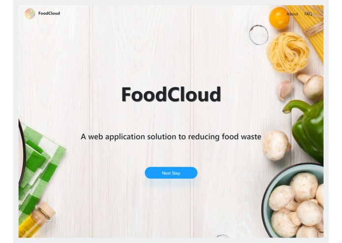 FoodCloud – screenshot 1