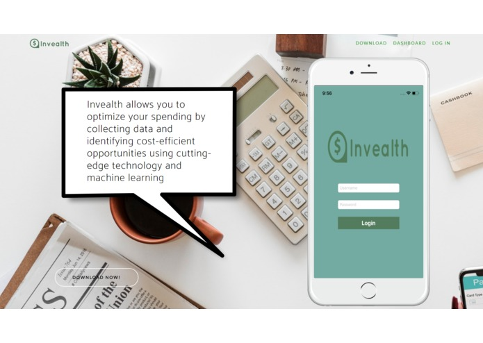 Invealth – screenshot 5