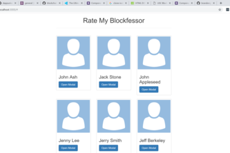 RateMyBlockfessor