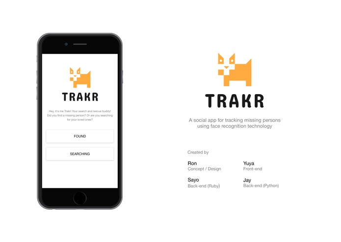 Trakr – screenshot 1
