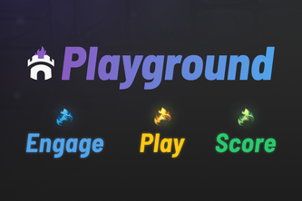 Playground - Engage your Audience