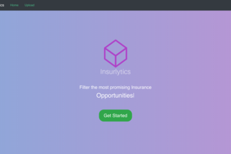 Insurlytics - Quote Prioritization Platform