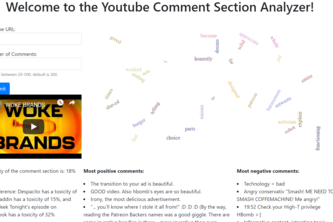 youtube-comment-analysis