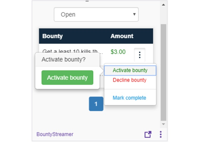 BountyStreamer – screenshot 5