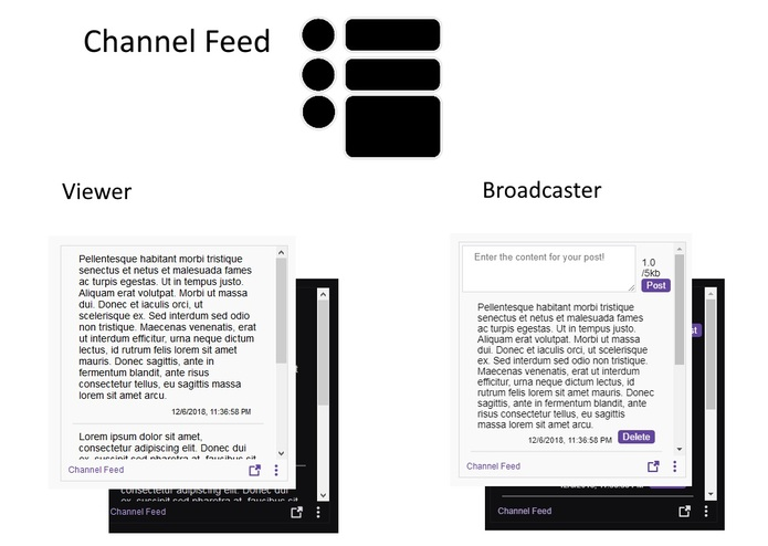 Channel Feed – screenshot 1