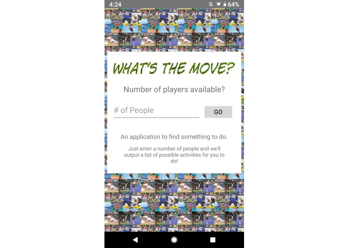 What's the Move? – screenshot 1