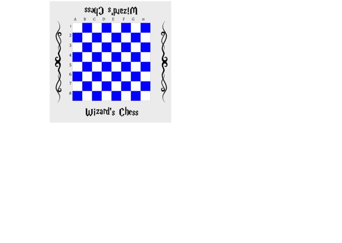 Wizard's Chess – screenshot 1