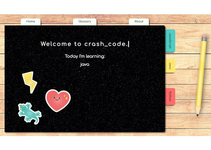 crash_code – screenshot 1