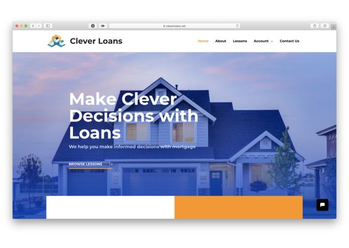 Clever Loans – screenshot 1
