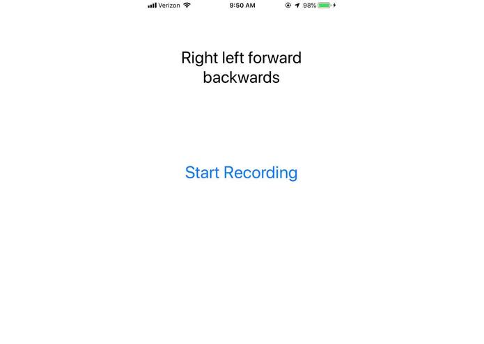 Voice Mobility – screenshot 2