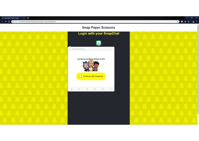 Snap, Paper, Scissors! – screenshot 2