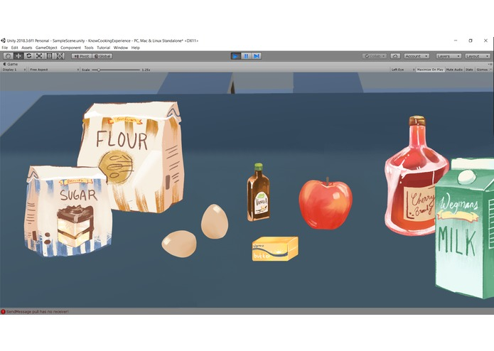 Know Cooking Experience – screenshot 5