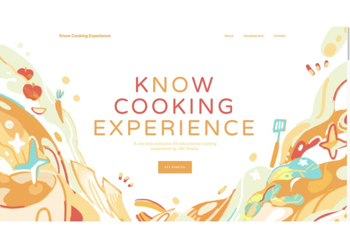 Know Cooking Experience – screenshot 2