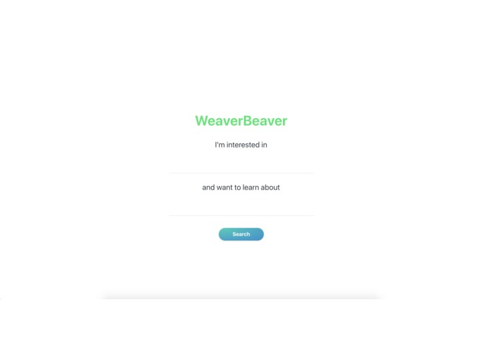 WeaverBeaver – screenshot 1