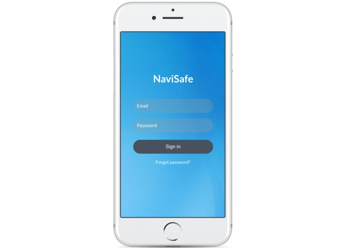 NaviSafe – screenshot 1