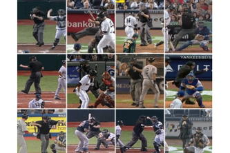 MAKE THE CALL: BE THE UMPIRE
