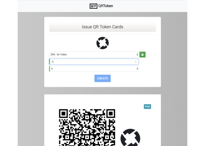 QRToken – screenshot 3