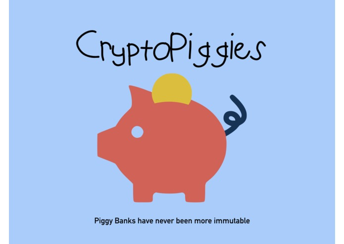 CryptoPiggies – screenshot 1