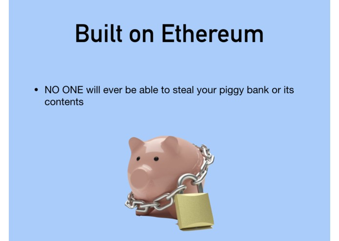 CryptoPiggies – screenshot 5