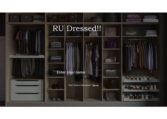 RU Dressed!! – screenshot 1
