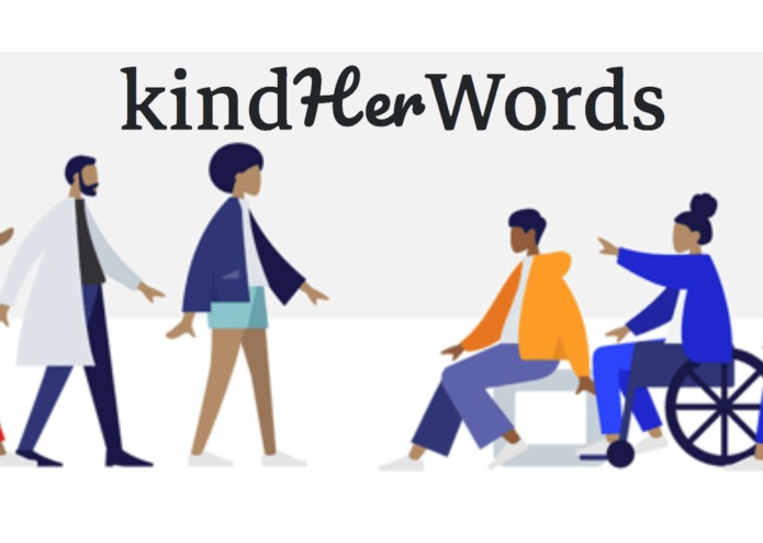 kindHerWords – screenshot 1