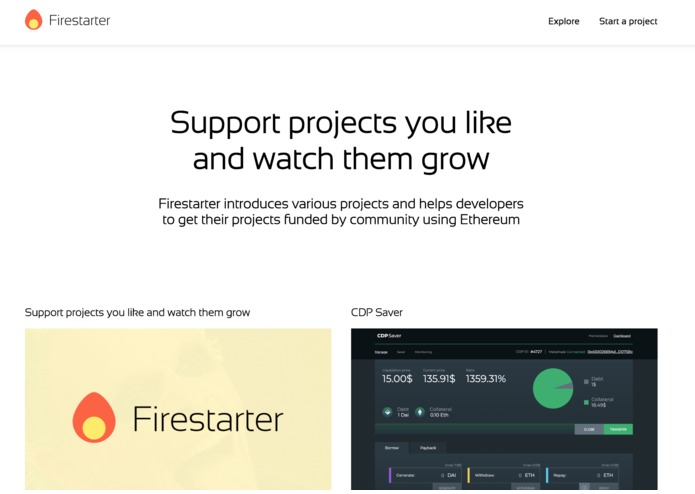 Firestarter – screenshot 1