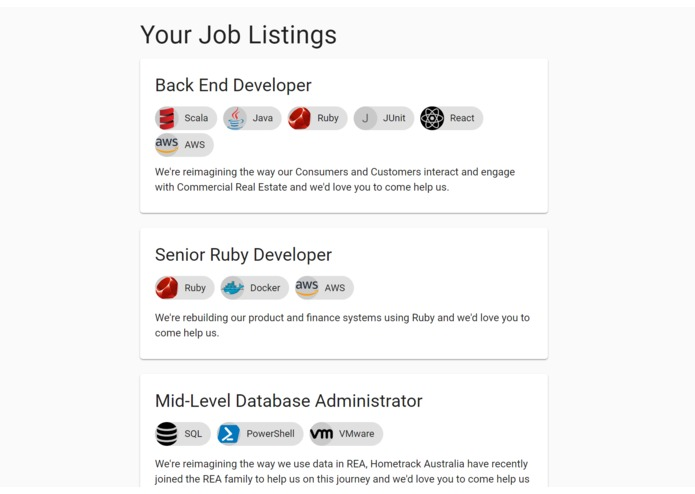 Hire Me – screenshot 2