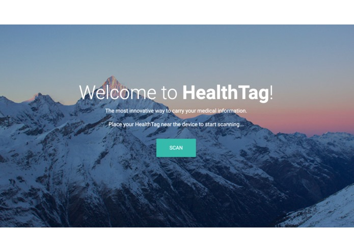 HealthTag – screenshot 1
