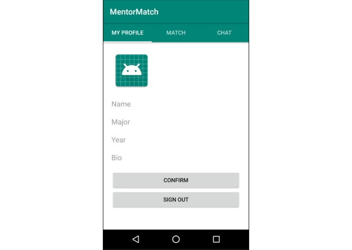 Mentor Match – screenshot 5