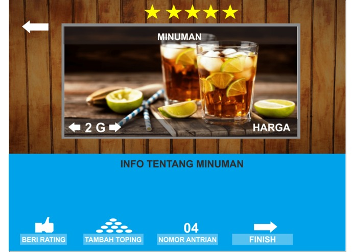 WC (warung cerdas) – screenshot 2