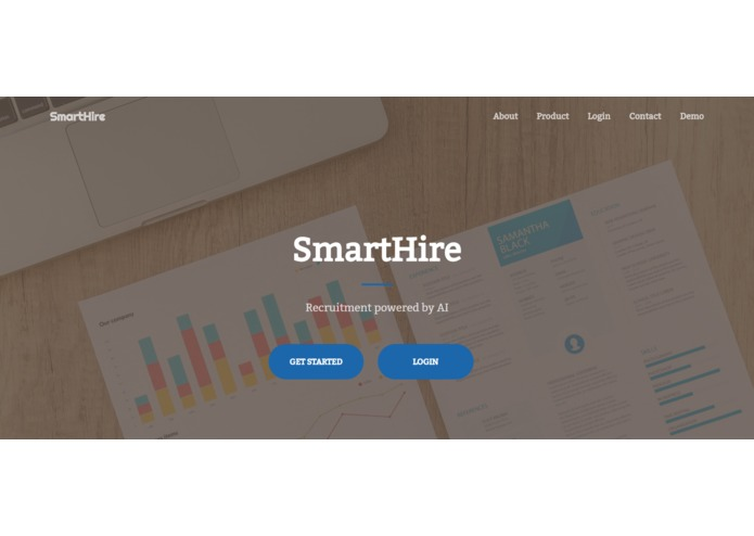 SmartHire – screenshot 1
