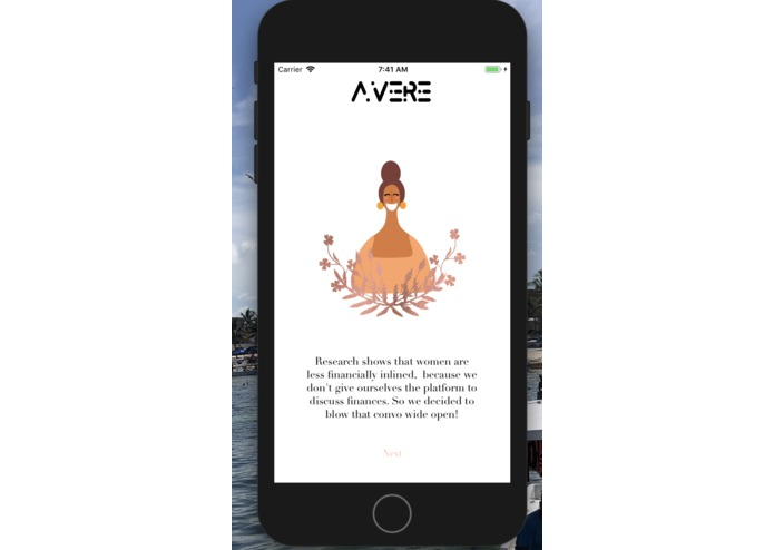 Avere – screenshot 4