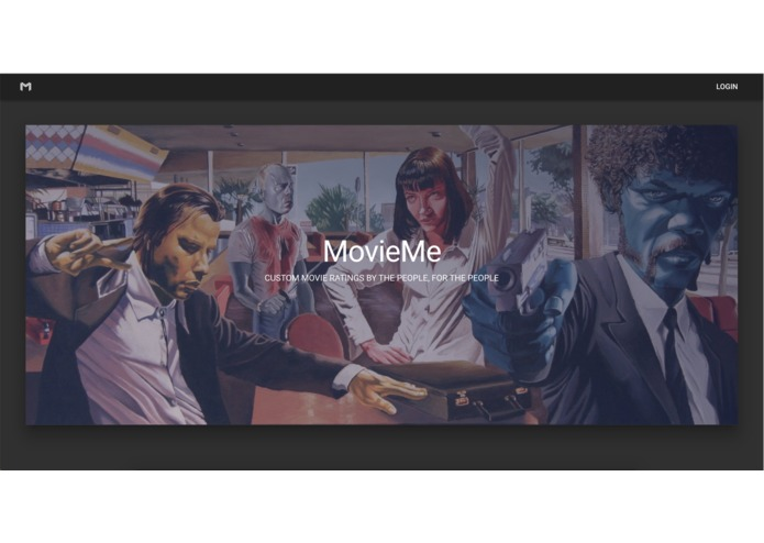 MovieMe – screenshot 1