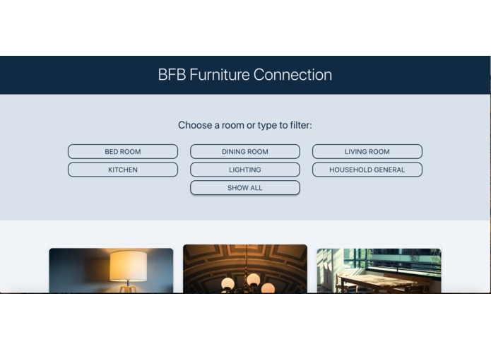 BFB Furniture Connection – screenshot 1