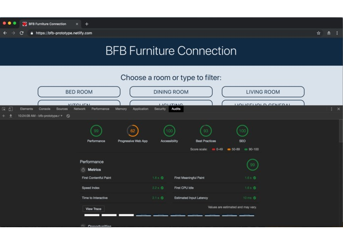 BFB Furniture Connection – screenshot 4