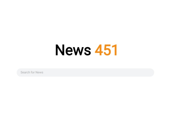 News 451 – screenshot 1