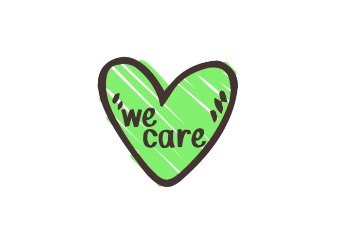 we care – screenshot 1