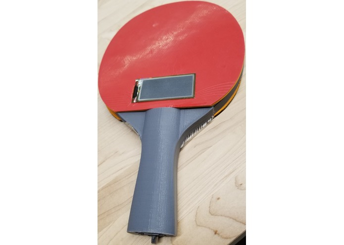 Smart Ping Pong Paddle – screenshot 1