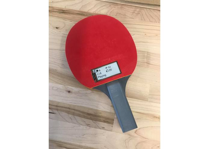 Smart Ping Pong Paddle – screenshot 2